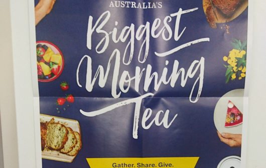 PCG Celebrates Biggest Morning Tea