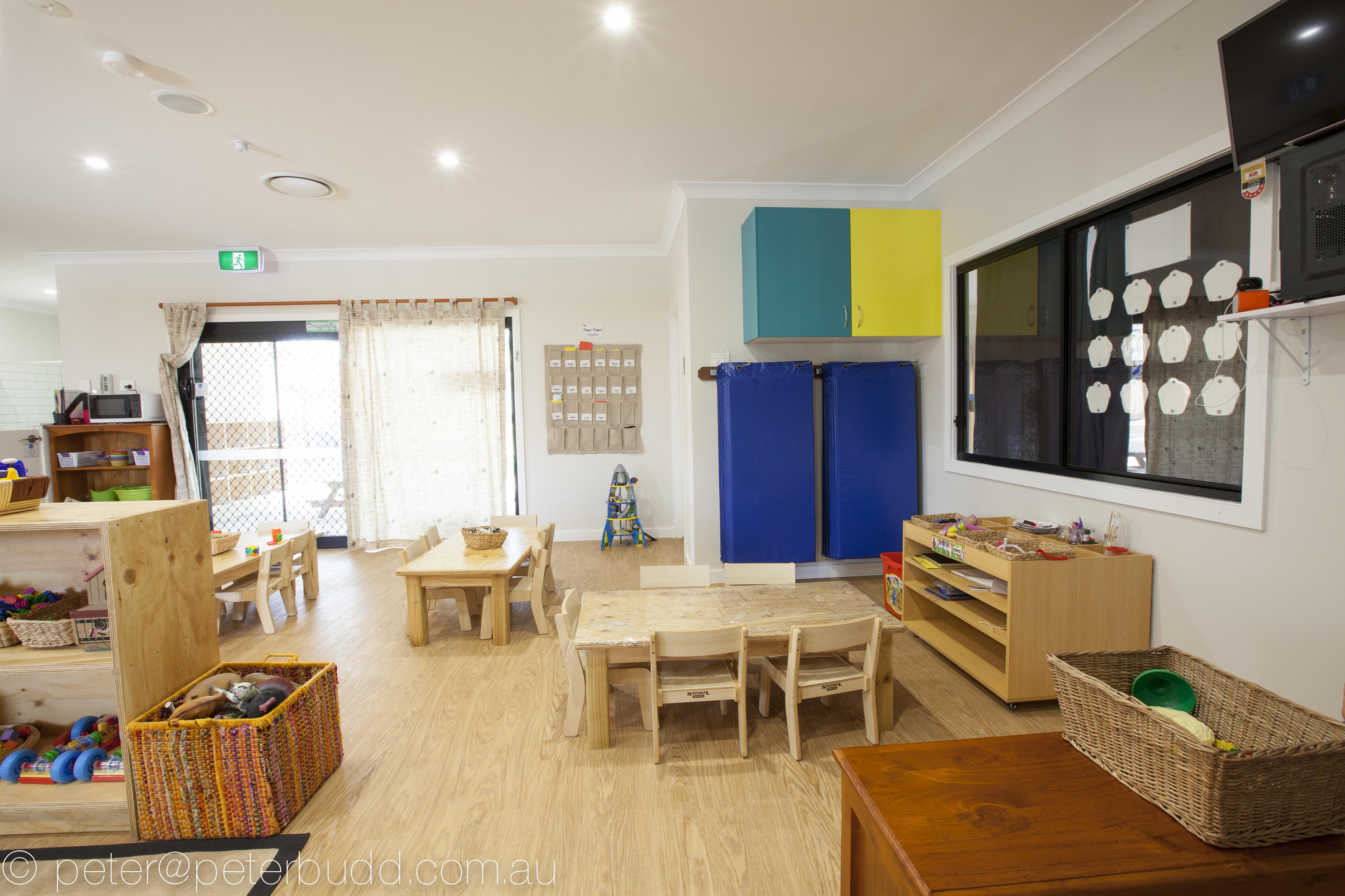 child care centre building certification PCG Portfolio