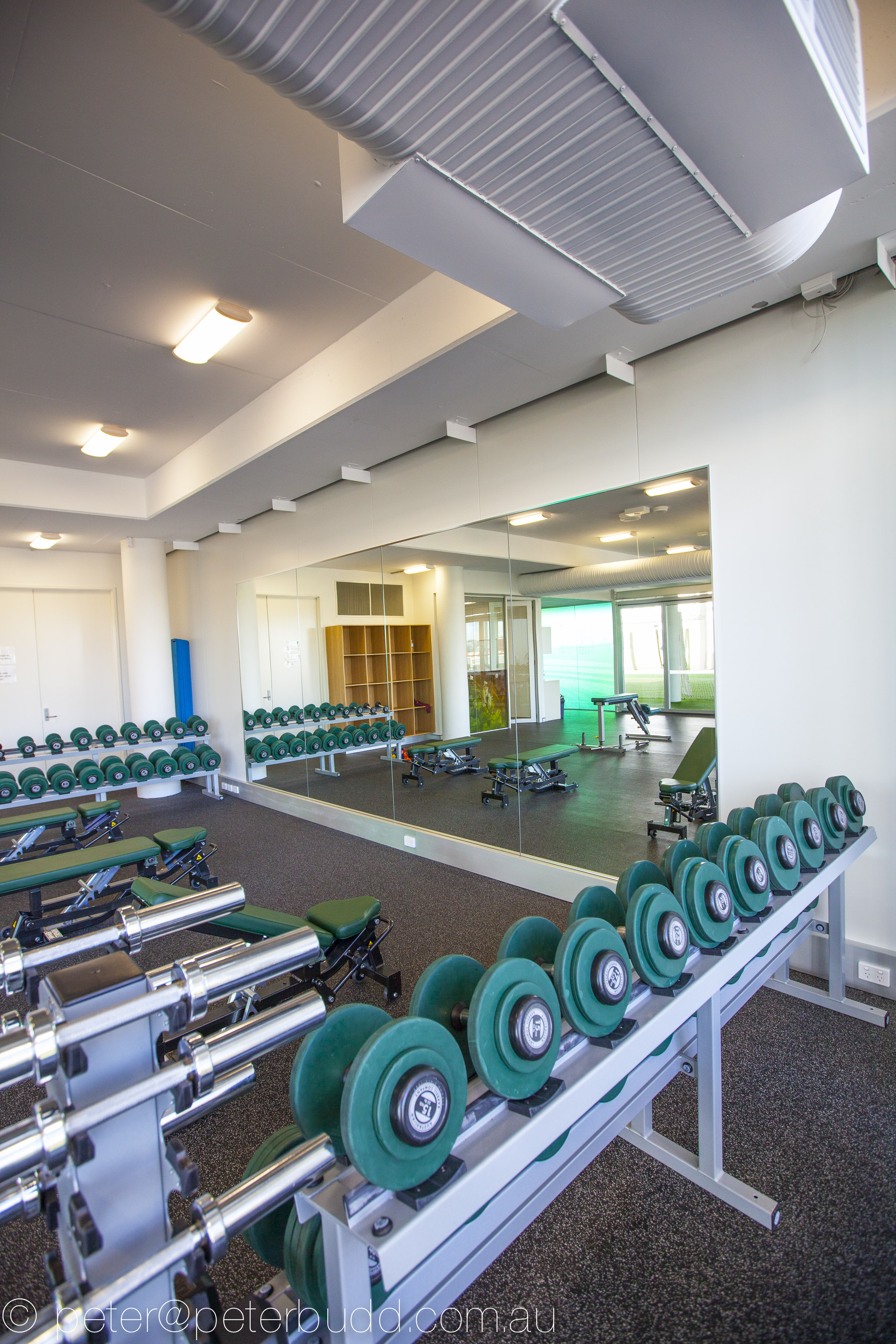 cricket australia bupa national cricket centre building certification PCG Portfolio