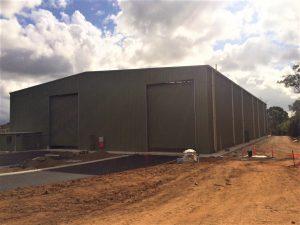 Industrial Building, PCG Portfolio