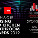 NSW HIA-CSR Housing and Kitchen & Bathroom Awards 2019, Sponsor - Professional Certification Group