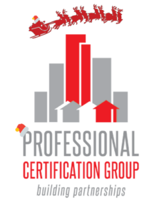 professional certification group private certifiers christmas 2019 close notice