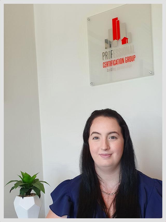 Karen Jackson, New Employee | PCG Inspections Team