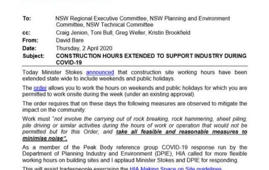 NSW-HIA-Memo-NSW-Construction-Hours-Extended-COVID19